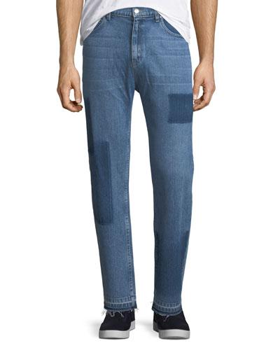 OS-2 Slim Distressed Jeans