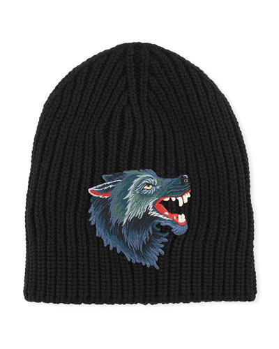 HAT CHAR WOLF