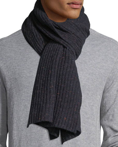 Isaia CASHDONEGAL SCARF