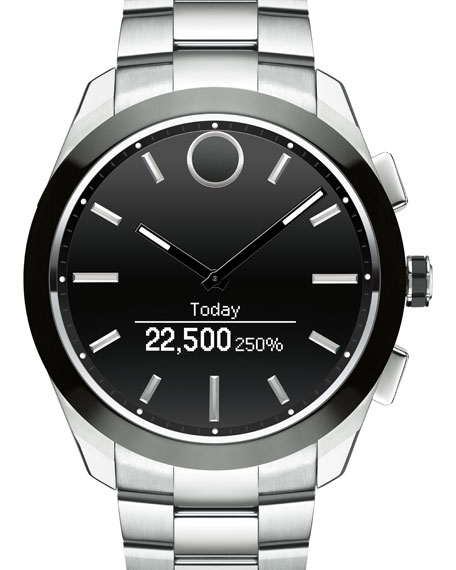 44mm Bold Connected II Smartwatch, Silver