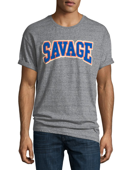 Eleven Paris Savage Graphic T-Shirt