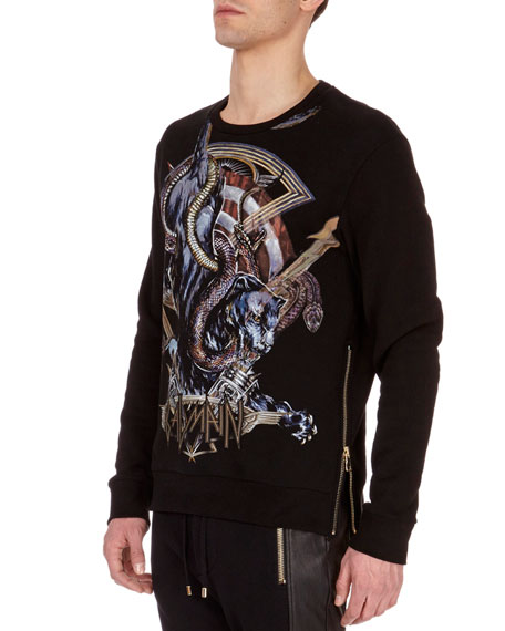 Rock n' Roll Logo Sweatshirt
