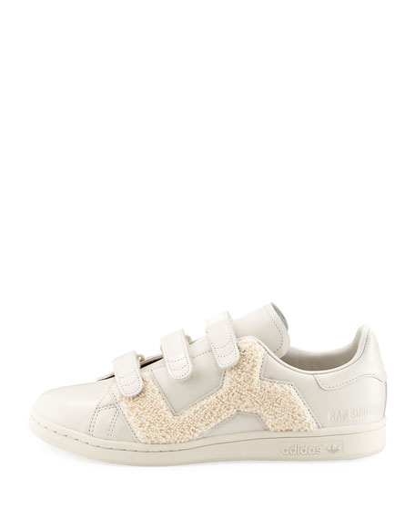 Stan Smith Comfort Badge Sneaker, White