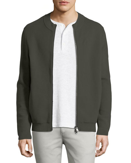 Neofil Celler Zip-Front Jacket