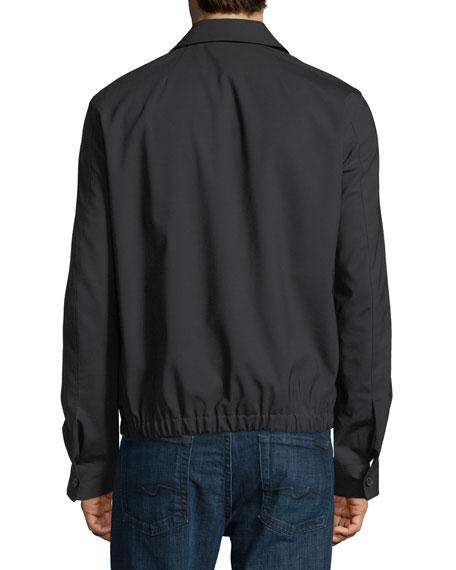 New Tailored Modern Shirt-Collar Jacket