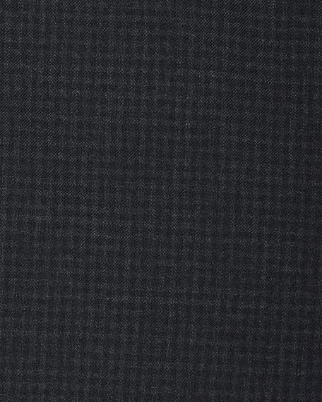 Gansevoort Flannel Check Tailored Jacket