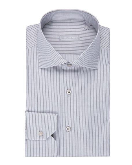 Striped Dress Shirt