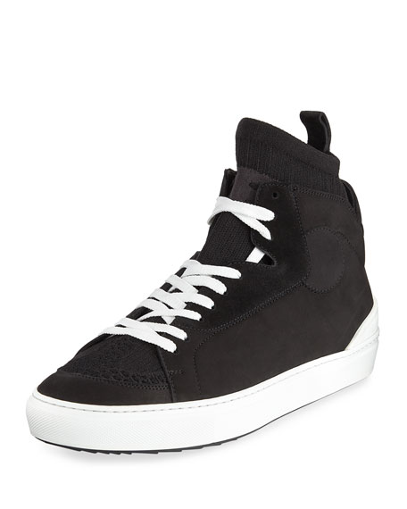 Men's Mitchell High-Top Sneakers
