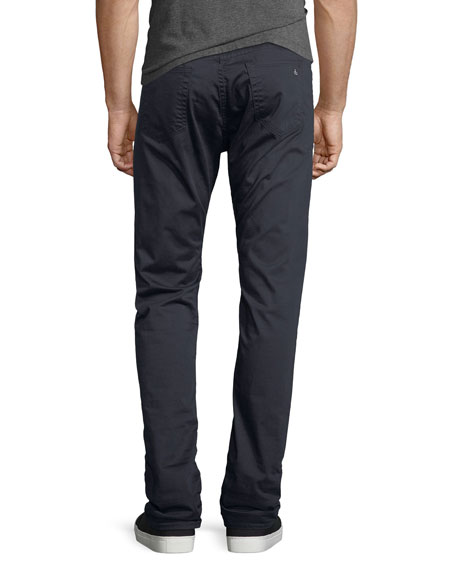 Standard Issue Fit 2 Mid-Rise Relaxed Slim-Fit Twill Pants