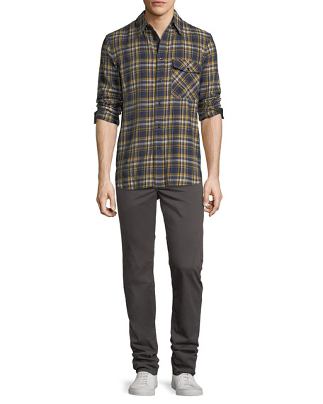 Men's Standard Issue Fit 2 Mid-Rise Relaxed Slim-Fit Pants