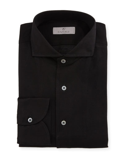 Textured Dress Shirt