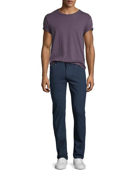 Comfort-Stretch Slim-Straight Jeans