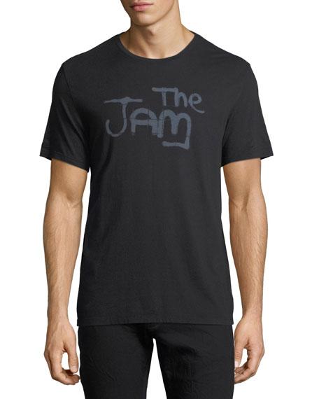 John Varvatos Star USA The Jam Graphic Tee