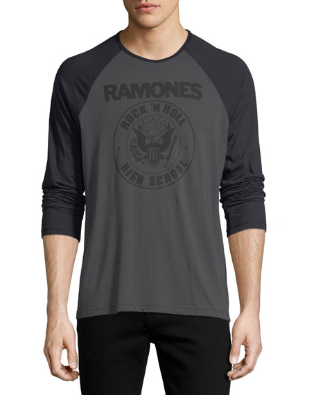 John Varvatos Star USA Ramones Graphic T-Shirt