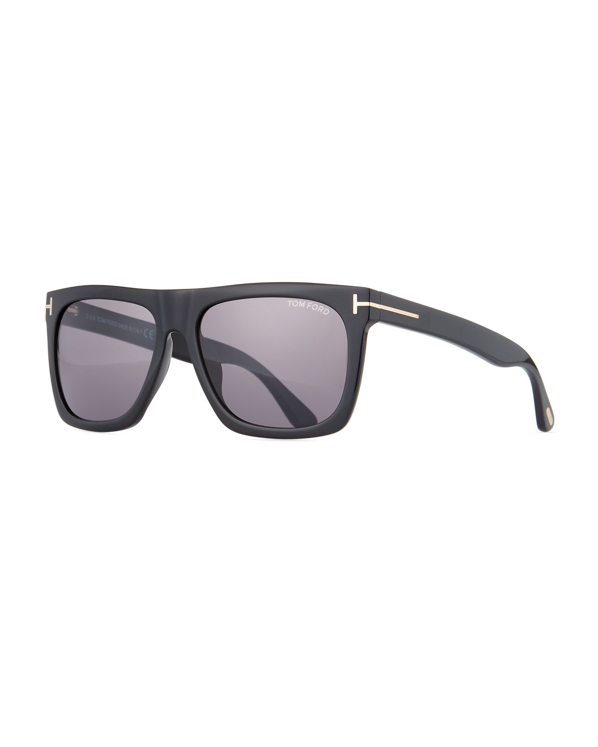 f46206d68b TOM FORD Morgan Thick Square Acetate Sunglasses