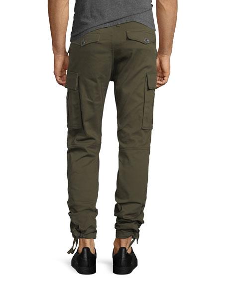 Military Cargo Chino Pants