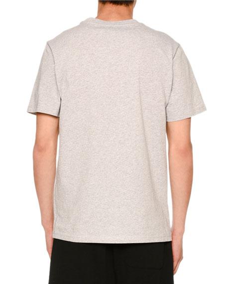 Double Question Mark Logo T-Shirt
