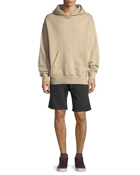Ink Cotton Sweat Shorts