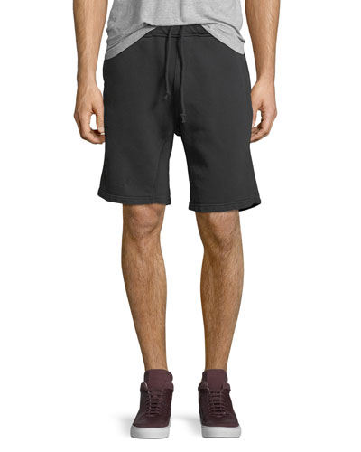 Ink Cotton Sweat Shorts