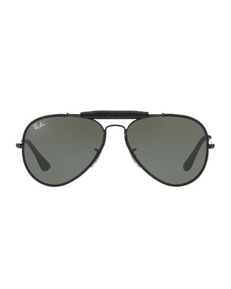 Outdoorsman Craft Aviator Sunglasses