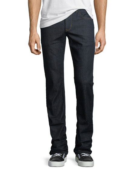 Hudson Byron Straight-Leg Denim Jeans