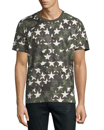 Camustars Printed T-Shirt