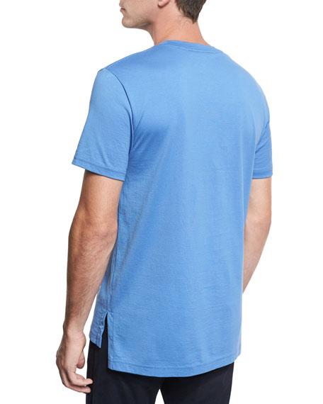 Clean Jersey Crewneck T-Shirt