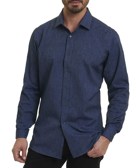 R by Robert Graham Julia Sport Shirt