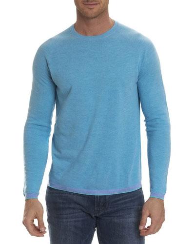 Ray Brook Waffle-Knit Sweater