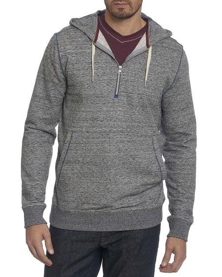 De Kalb Quarter-Zip Pullover Hoodie