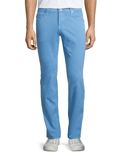 Five-Pocket Sud Jeans, Light Blue