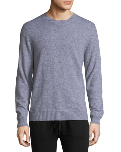 Finley 1 Cashmere Crewneck Sweater