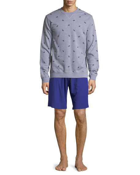Basel 3 Jersey Lounge Shorts