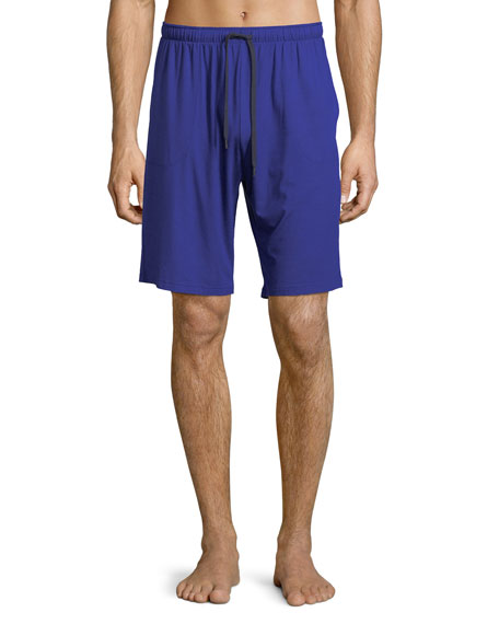Derek Rose Basel 3 Jersey Lounge Shorts