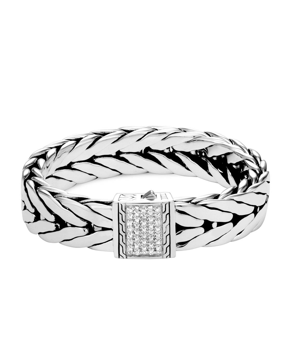 bangles dsc tennis bangle set silver product jo cubic zirconia bracelet large bezel bracelets