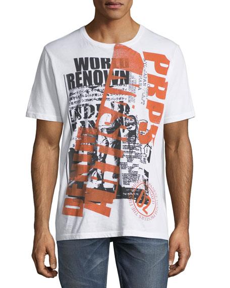 World Renown Graphic T-Shirt
