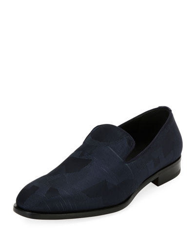 Camouflage Venetian Loafer