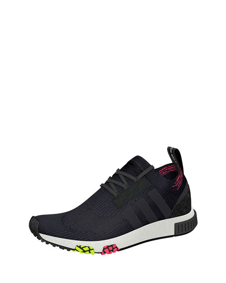 Men's NMD_Racer Primeknit Trainer Sneakers