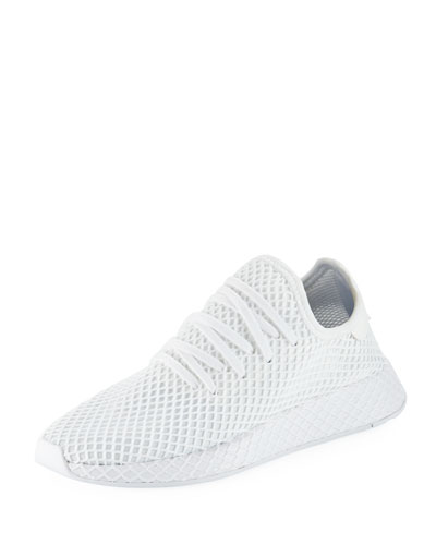 Men's Deerupt Training Sneaker, White