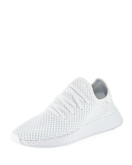 Adidas Men's Deerupt Training Sneaker, White