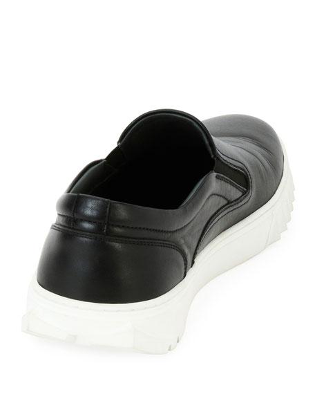 Men's Calfskin Leather Skate Shoe