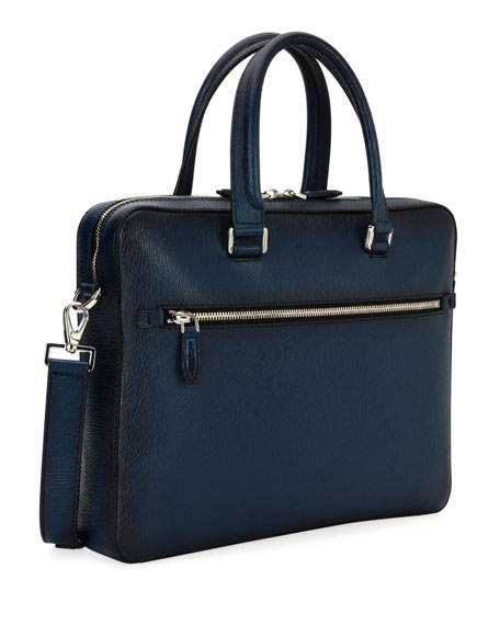 Revival Leather Laptop Briefcase
