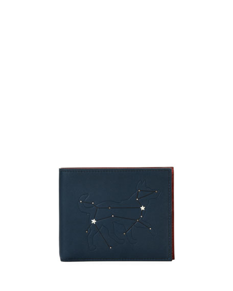 Salvatore Ferragamo Chinese New Year Dog Star Wallet
