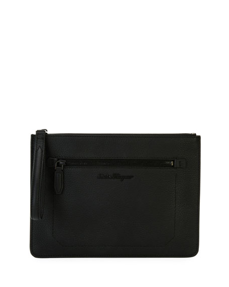 Men's Medium Leather Portfolio Case