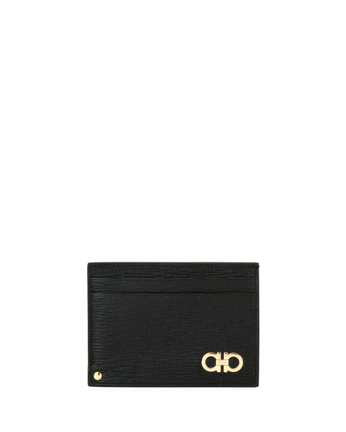 Leather Card Holder | Neiman Marcus