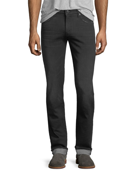 J Brand Tyler Slim-Fit Jeans, Extra Galaxtic
