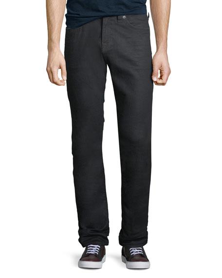 Geno Flap-Pocket Slim-Straight Jeans