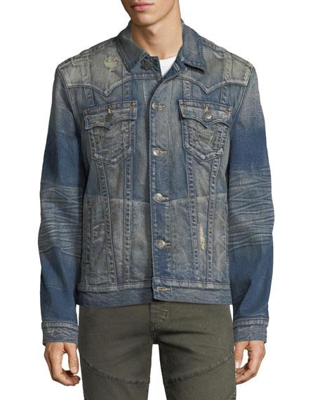 Jimmy Anniversary Denim Jacket