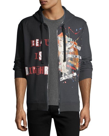 The Next Beginning 2-Piece Quote Hoodie Sweatshirt