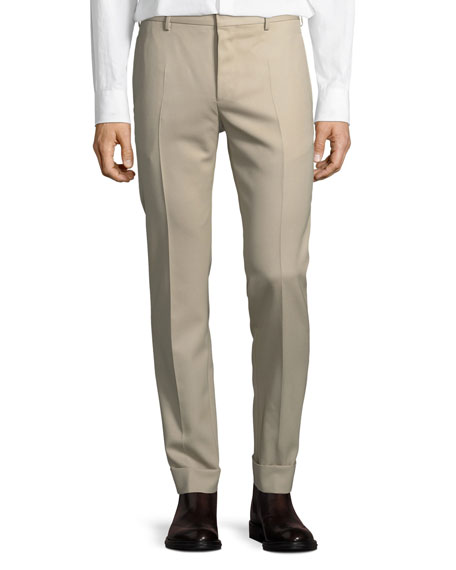 Valentino Casual Wool Pants